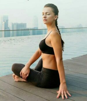 Yoga to relieve stress and anxiety
