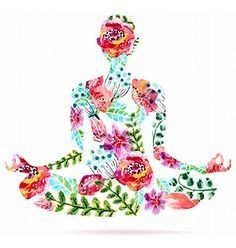 Yoga Is A Flower