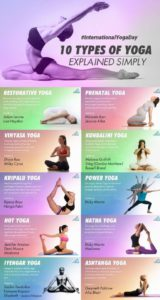 10 Styles Of Yoga