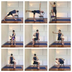 Sequence Of Poses